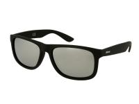 Alensa.es - Lentillas - Gafas de sol Alensa Sport Black Silver Mirror