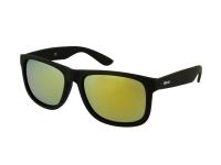 Alensa.es - Lentillas - Gafas de sol Alensa Sport Black Gold Mirror
