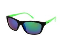 Alensa.es - Lentillas - Gafas de sol Alensa Sport Black Green Mirror