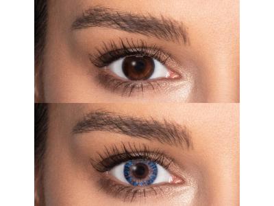 Azul Blue lentillas TopVue Color daily (10lentillas)