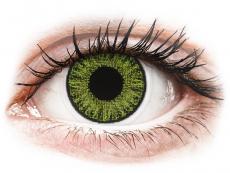 Verde Fresh green lentillas TopVue Color daily Graduadas (10lentillas)