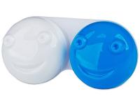 Alensa.es - Lentillas - Estuche de lentillas 3D azul