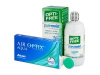 Alensa.es - Lentillas - Air Optix Aqua (3 lentillas)