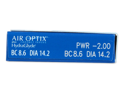 Air Optix plus HydraGlyde (6 lentillas)