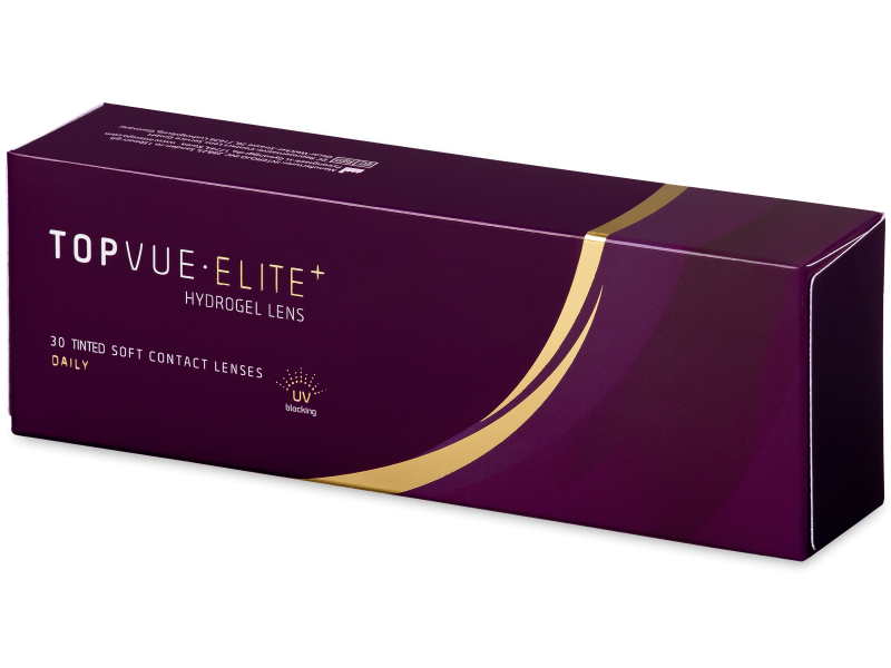 TopVue Elite+ (30 lentillas)