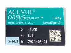 Acuvue Oasys 1-Day (30lentillas)