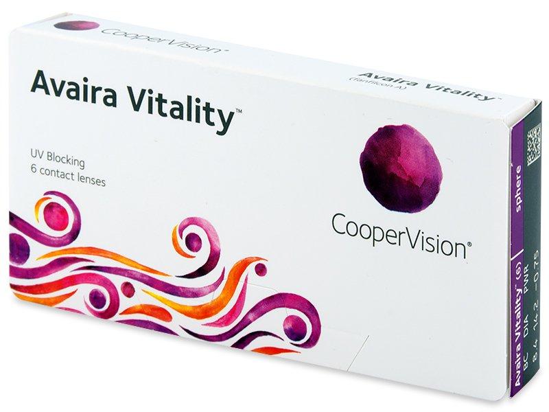 Avaira Vitality (6 lentillas)