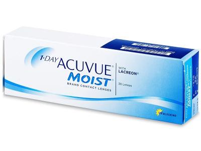1 Day Acuvue Moist (30Lentillas)