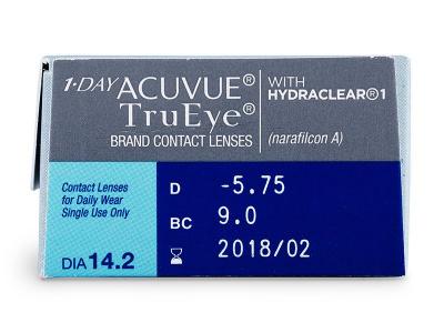 1 Day Acuvue TruEye (30Lentillas)