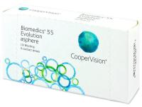 Alensa.es - Lentillas - Biomedics 55 Evolution
