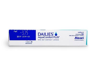 Dailies AquaComfort Plus (90Lentillas)