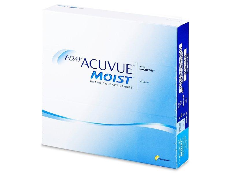 1 Day Acuvue Moist (90Lentillas)